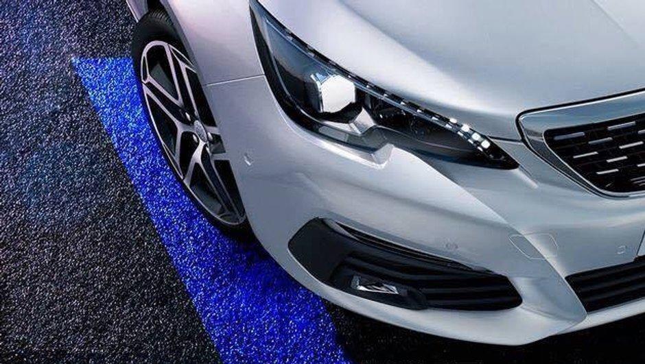 Peugeot 308 2017 : le restylage échappé sur Facebook ?