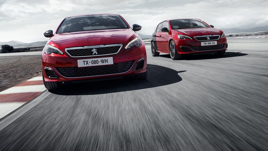 VIDEO: La Peugeot 308 GTi se lâche sur le 0-100 km/h !