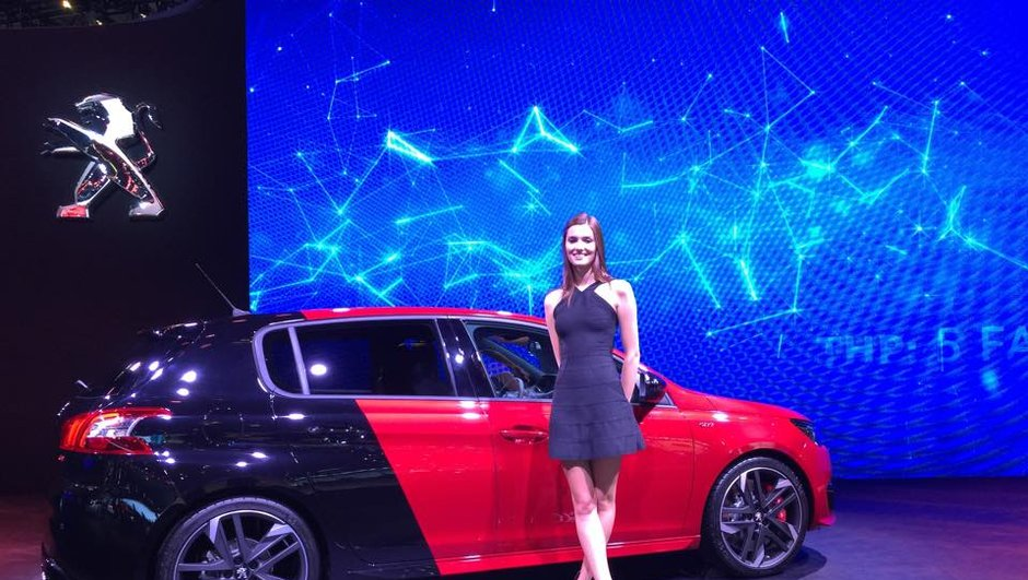 Salon de Francfort 2015 : Peugeot 308 GTi, la Lionne rugit encore plus fort