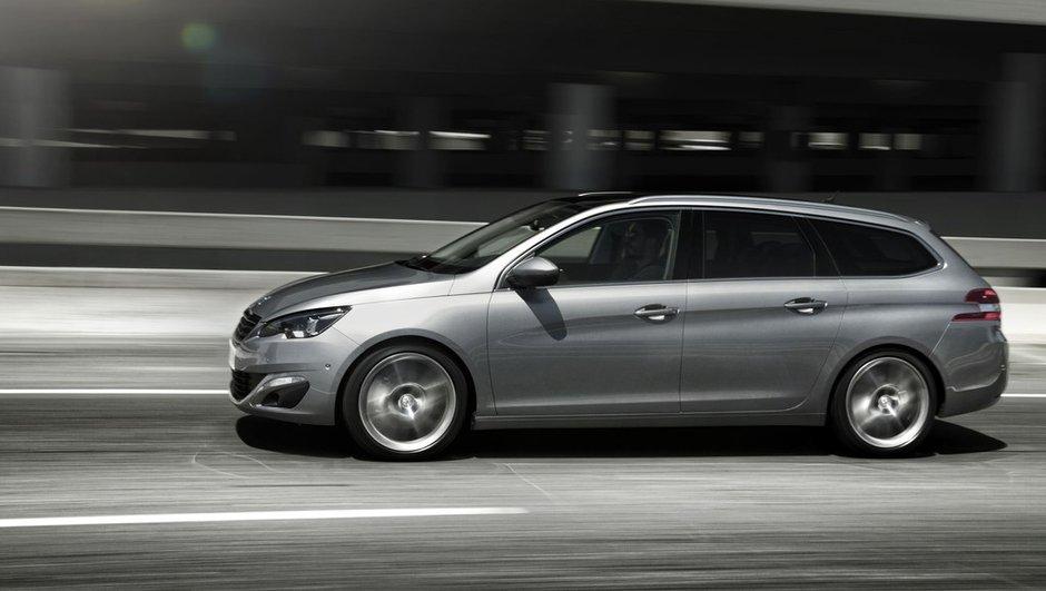 Marché Auto France : retour à la hausse en septembre 2014, Peugeot cartonne