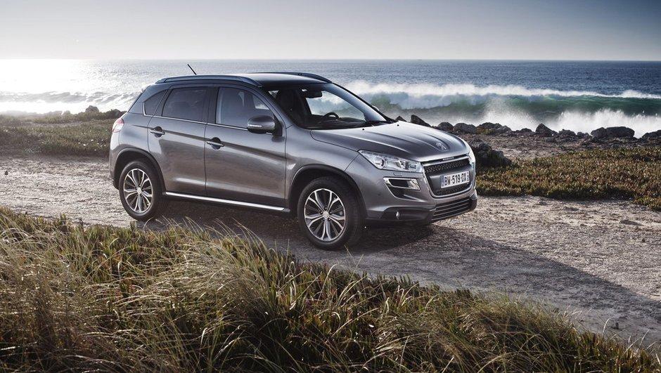 Nouveau Peugeot 4008 : prix, photos et vidéo