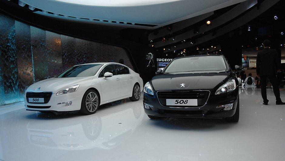 Peugeot : ventes en baisse de 0,2% au premier semestre dans le monde