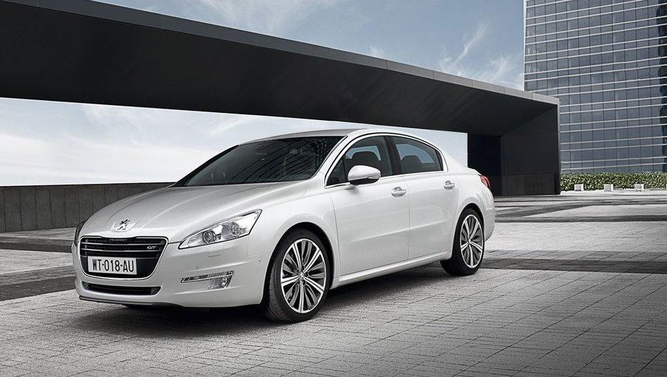 Peugeot 508 : les informations en détail