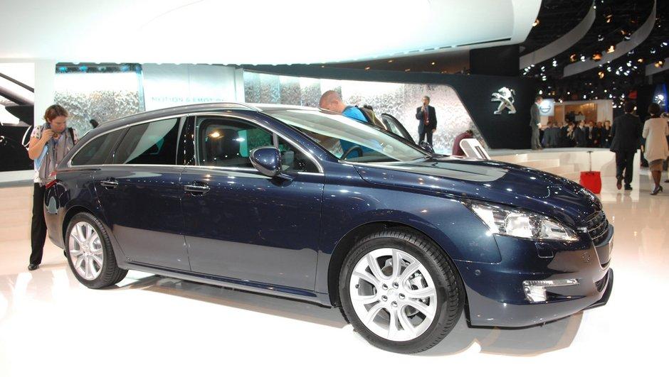 Mondial de l'Auto 2010 : Peugeot commence fort !