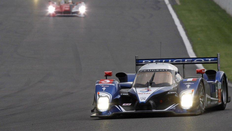 24 heures du Mans : la guerre Audi et Peugeot annoncée