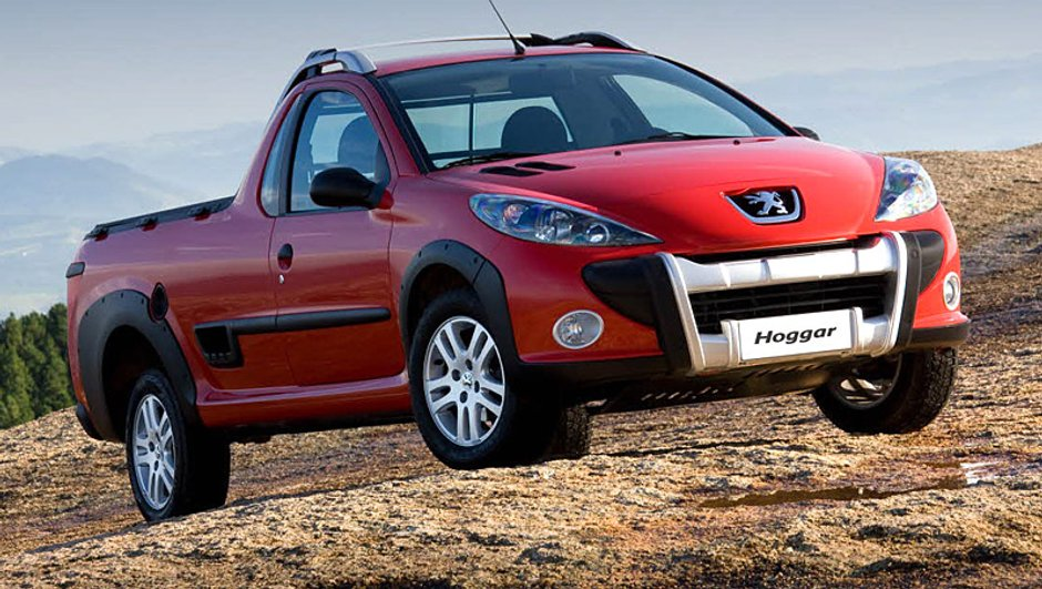 PSA Peugeot-Citroën dévoilera bientôt un pick-up !