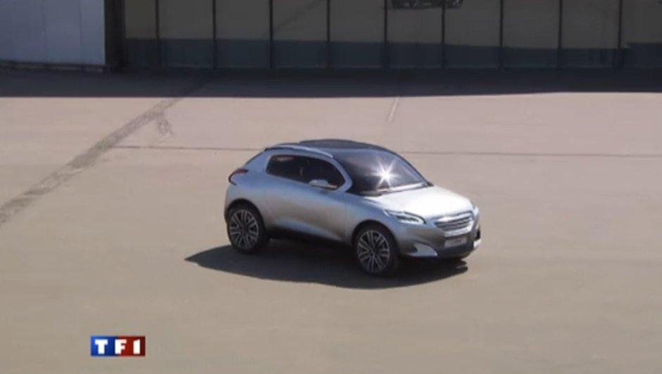 Exclu : le Peugeot HR1 dévoilé avant le Mondial de l'Auto