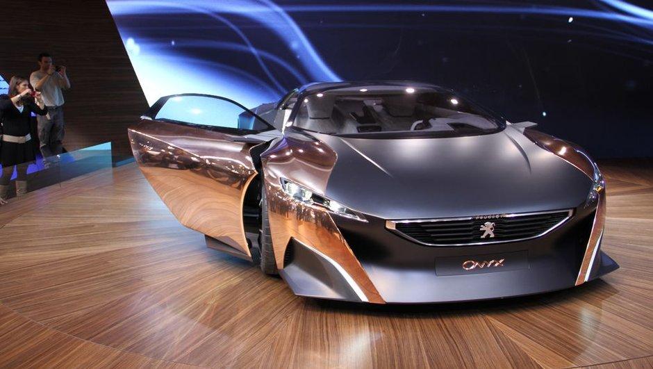 Clio 4, Onyx, DS3 Cabrio : les stars françaises du Mondial de l'Auto 2012