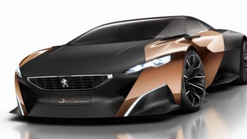 Mondial de l'Auto 2012 : Peugeot Onyx en images !