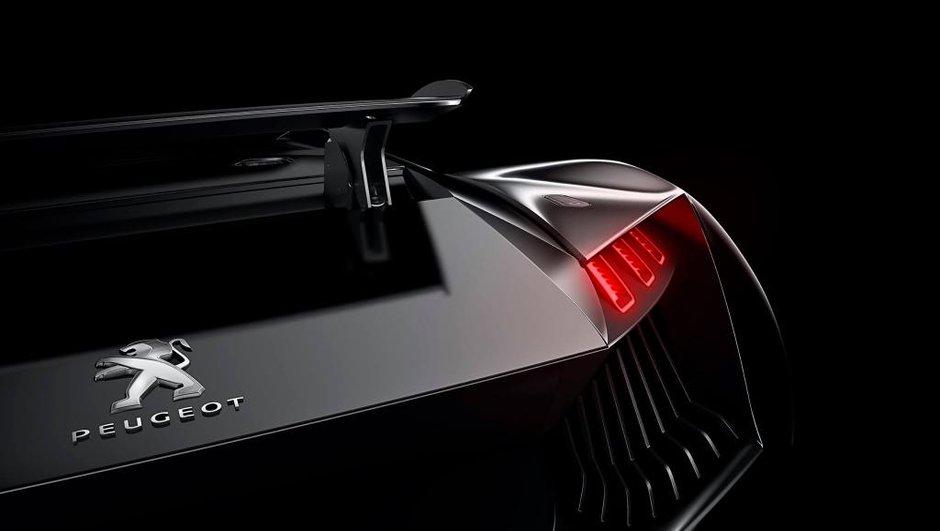 La Peugeot Onyx Vision Gran Turismo s'annonce en images et vidéo