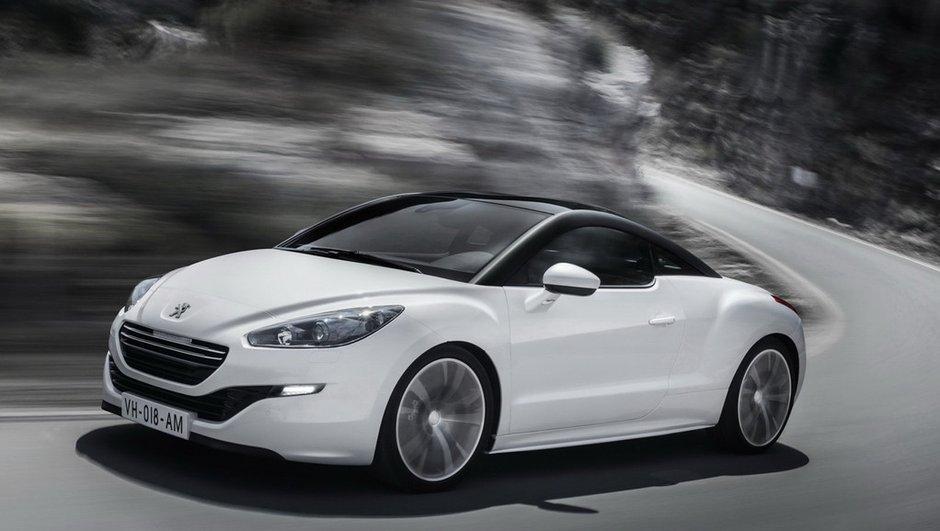 Nouveau Peugeot RCZ 2013 : prix à partir de 29.900 euros