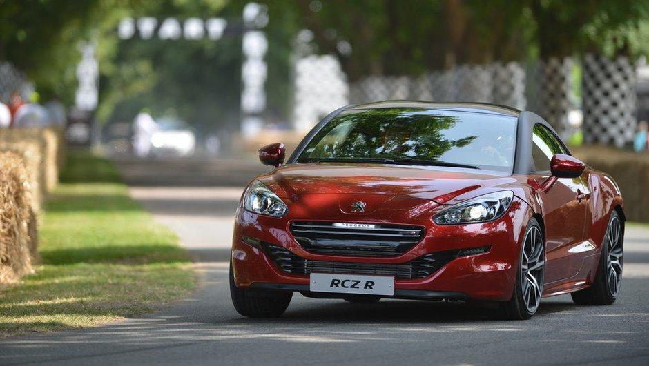 Peugeot : place au coupé RCZ R