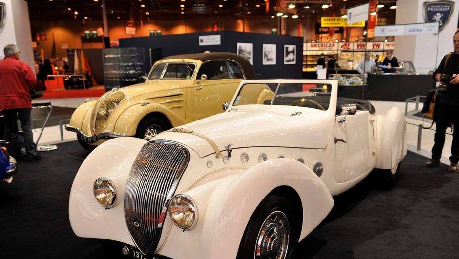 Rétromobile 2014 : une édition exceptionnelle