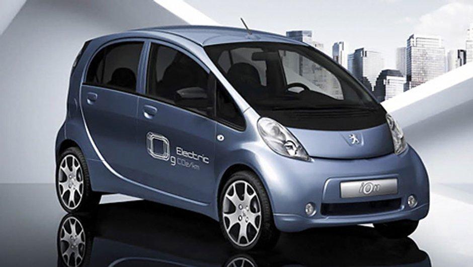 Peugeot présent au salon climatique de Copenhague