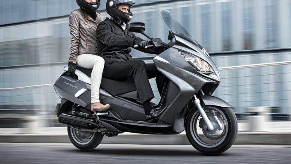 Peugeot Scooters cèderait 51% de ses parts à l'Indien Mahindra