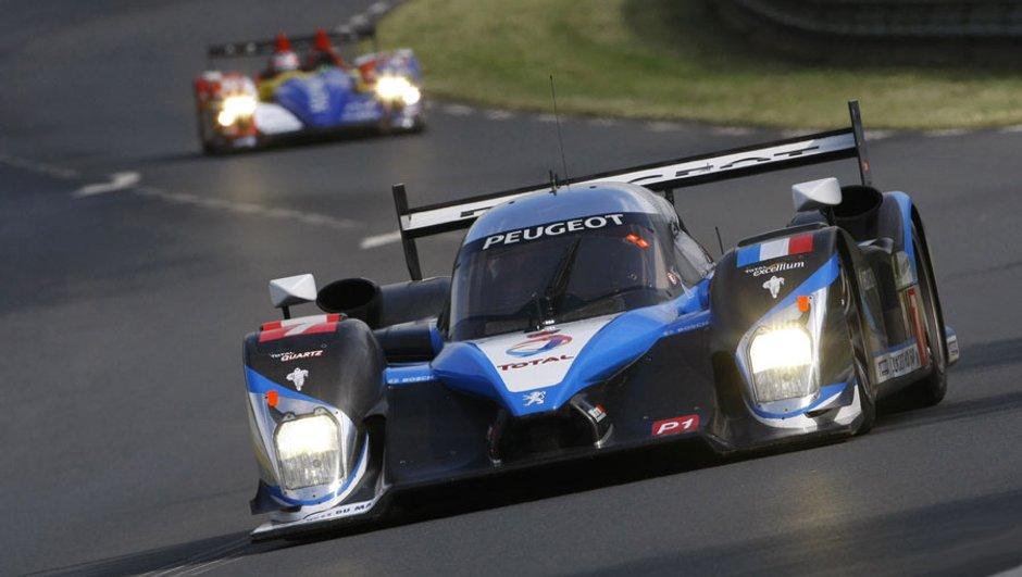 24hr du Mans : Les équipes françaises