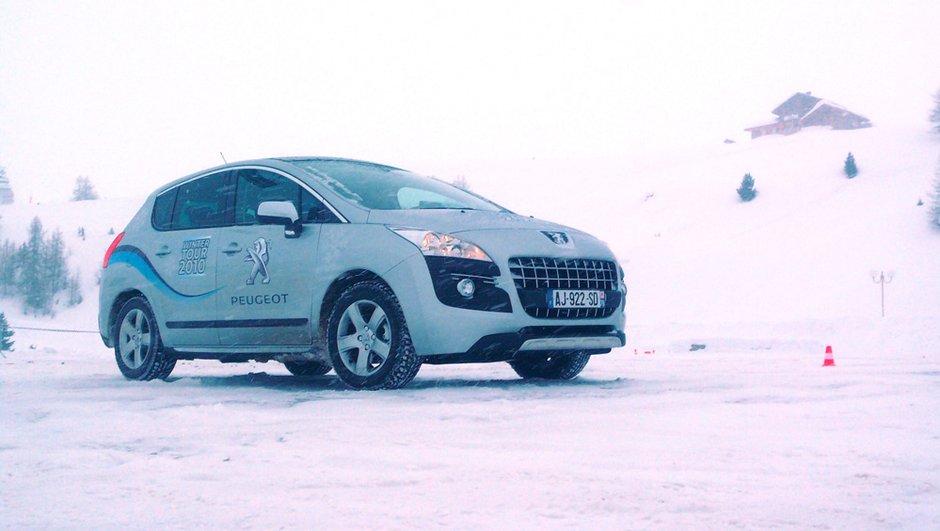 Le Peugeot Winter Tour débute samedi
