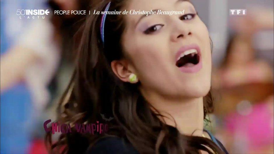 Le phénomène Chica Vampiro, star des cours de récré