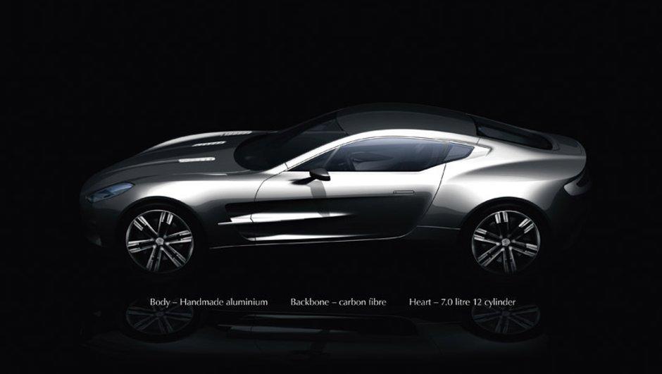 Aston Martin One-77 : pour amateurs de belles anglaises