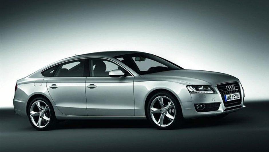 Audi A5 Sportback : la berline-coupé à hayon fait son retour
