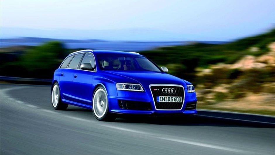Audi RS6 Plus : quand sport et prestige sont réunis !