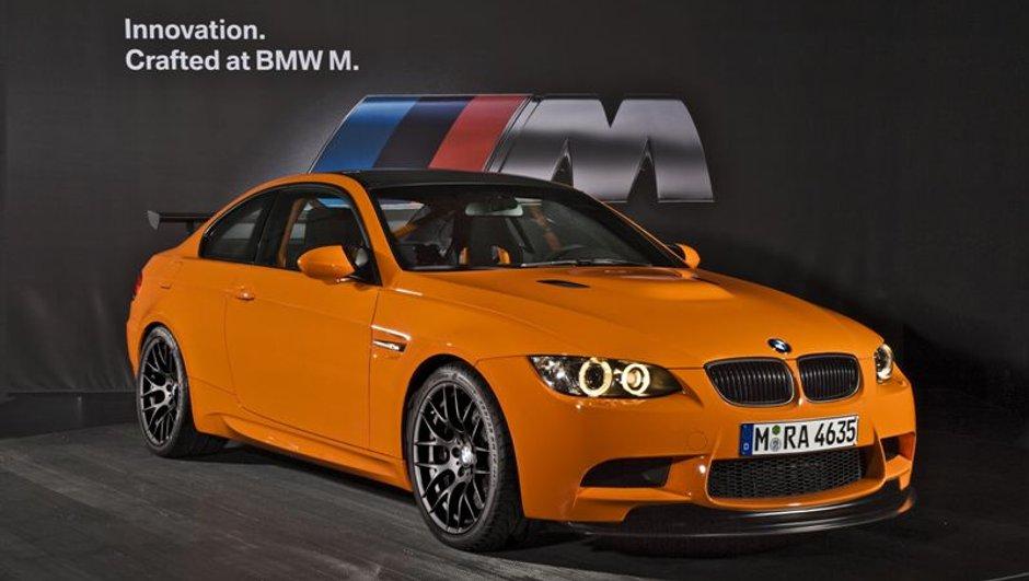La BMW M3 GTS, prête pour la course