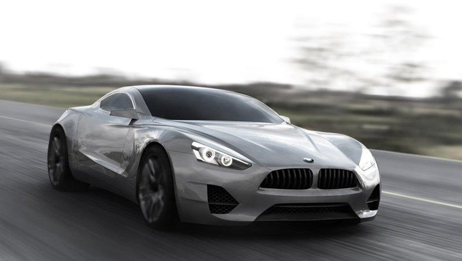 BMW S.X Concept : un design à couper le souffle