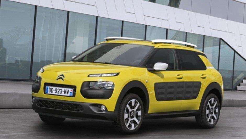 """Salon de Francfort 2015: Citroën confirme un concept C4 Cactus """"Méhari"""""""