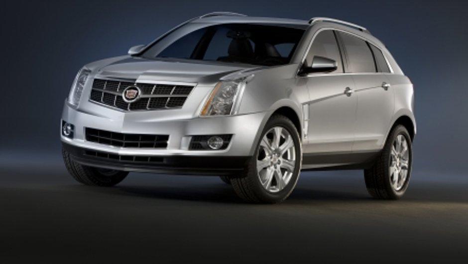 Cadillac SRX Crossover : Preview du nouveau SUV