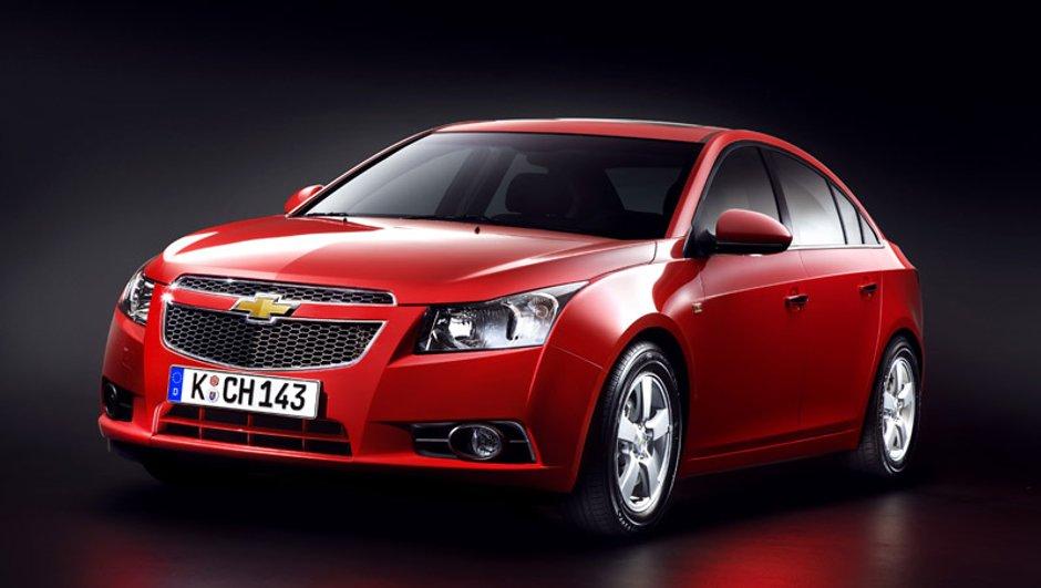 Chevrolet Cruze : la concurrence peut se faire du soucis