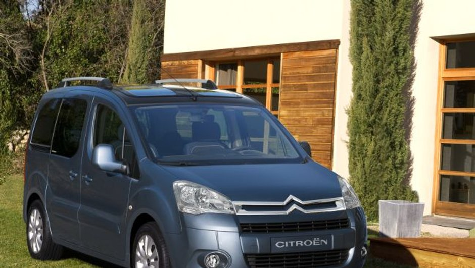 7 places pour le Citroën Berlingo