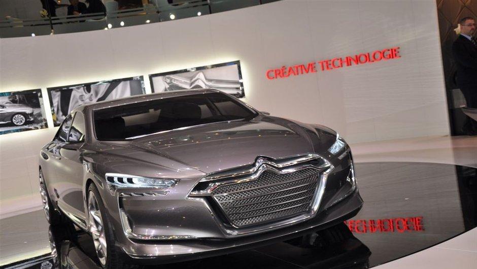 Citroën : une DS1 et une DS9 pour l'avenir ?