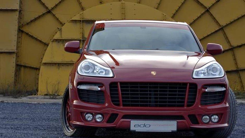Edo dévoile une nouvelle version de la Cayenne GTS
