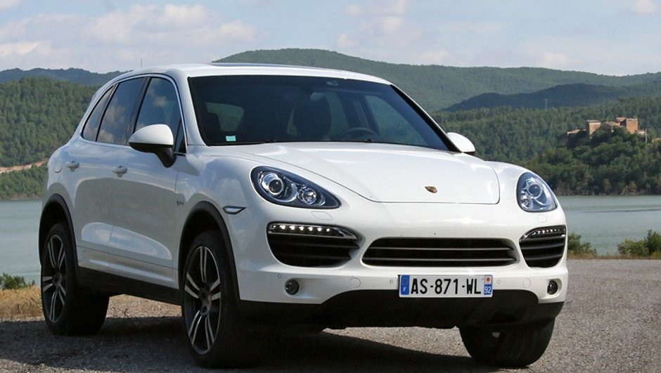 Essai : Porsche Cayenne Hybrid