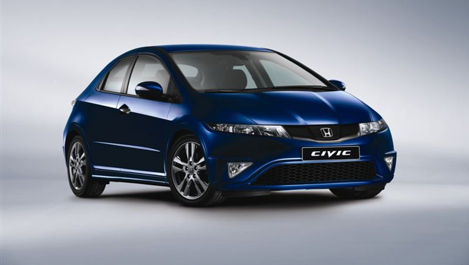 La Honda Civic débarque en série Evolution