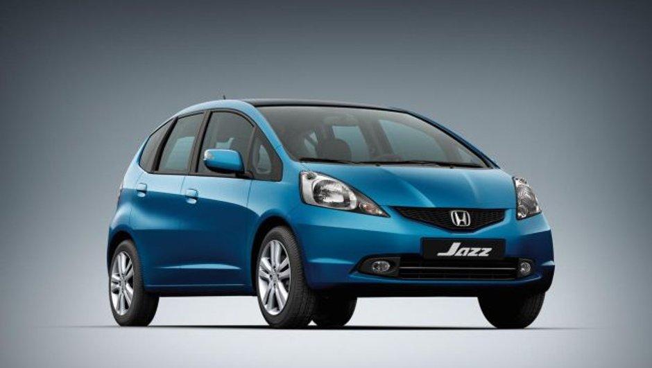 Honda Jazz hybride : la plus abordable du marché
