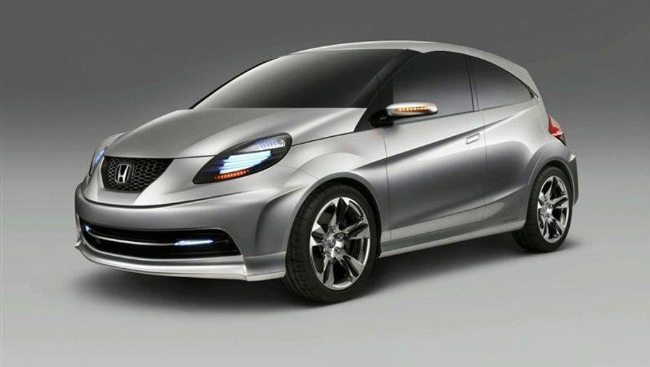 L'Inde va découvrir la Honda New Small Concept