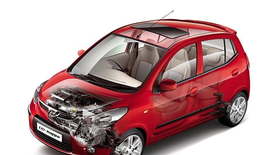 Hyundai Kappa 1.25 : Nouveau moteur