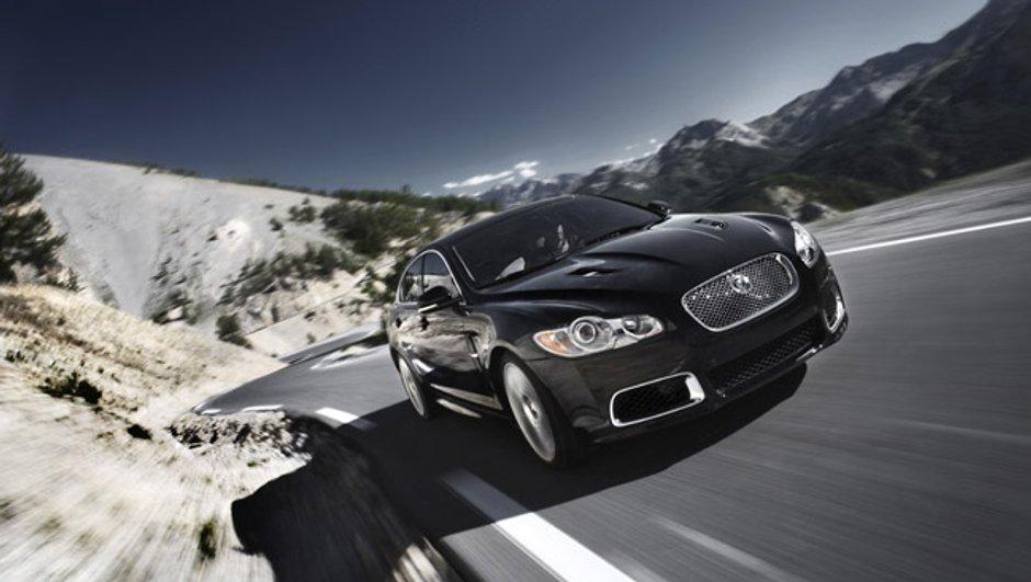 Jaguar XFR : Puissance et technologie