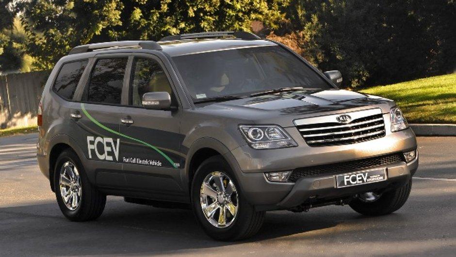 Los Angeles : Kia propose un SUV écolo