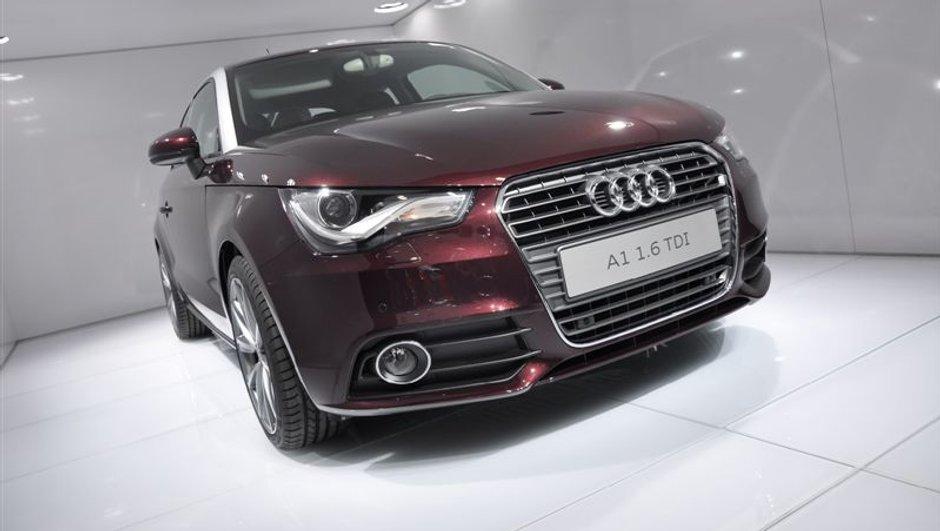 L'Audi A1 dévoile ses prix : à partir de 16.400 euros !