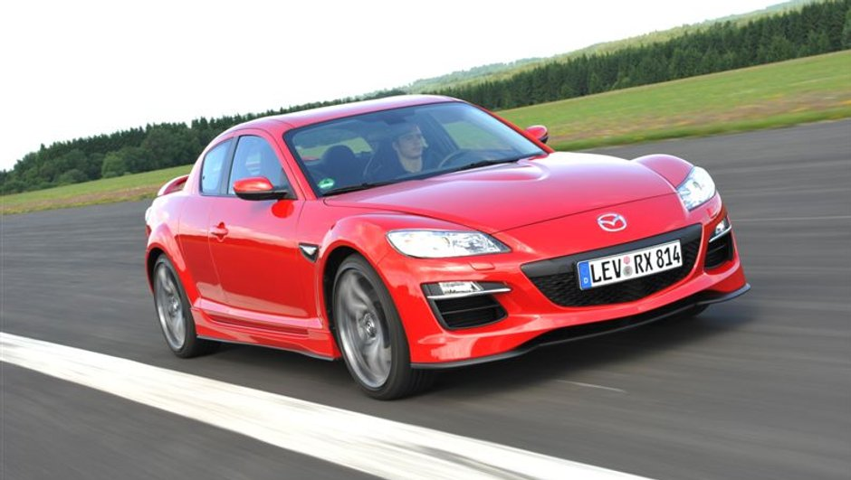 Mazda RX8 restylé : enfin vendu en France !