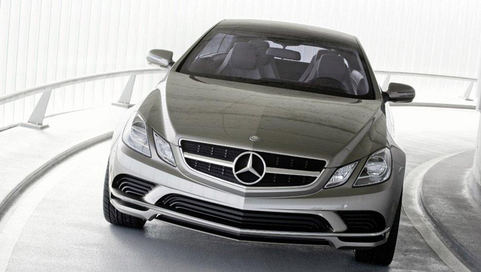Mondial de l'Automobile : Concept Mercedes Fascination