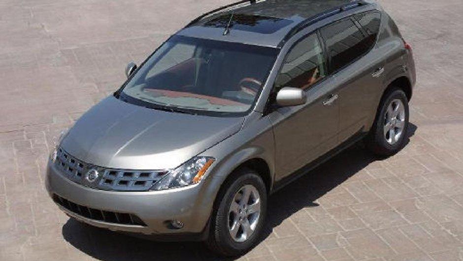 Nissan réduit son quota de grandes voitures pour les USA