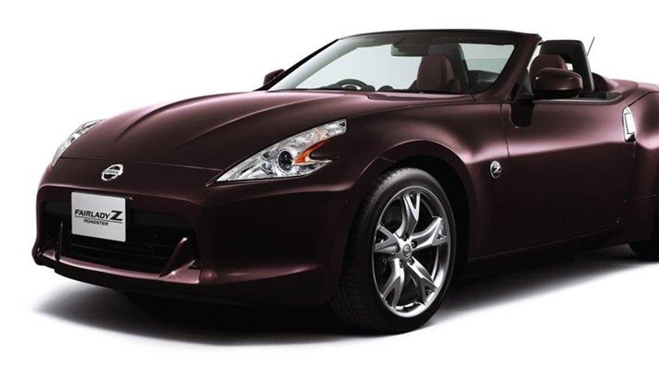 """Nissan 370Z : Une édition spéciale pour les 40ans de la """"Z"""""""