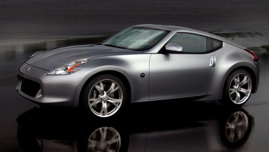 Nissan 370Z : Premières Photos