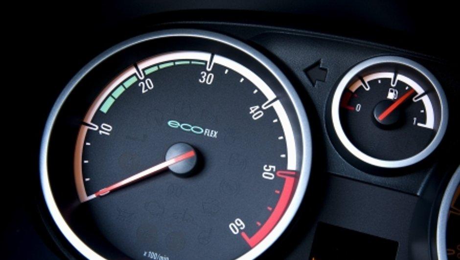 Opel Astra et Corsa ecoFLEX : Opel roule vert