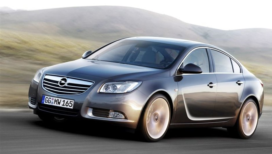 L'Opel Insignia s'impose en Europe