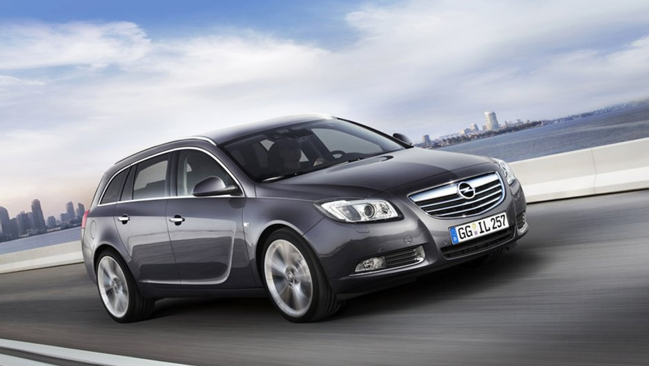Opel Insignia Sports Tourer ecoFLEX : la version break se met au vert