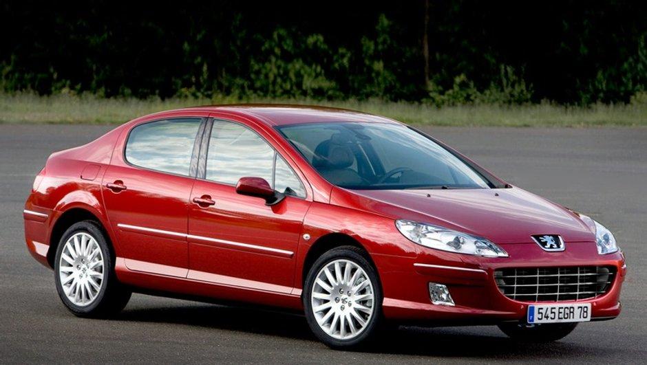 Peugeot 407 1.6 HDi FAP : version éco
